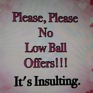 Other - ▶PLEASE NO LOW BALL OFFERS◀